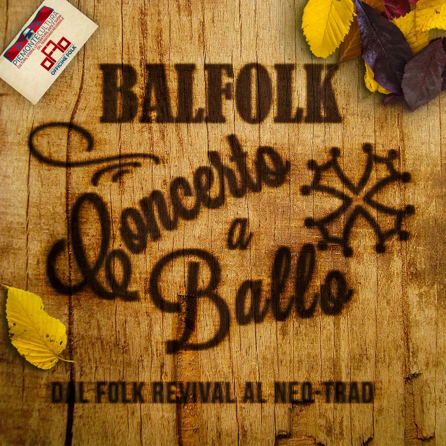 BALFOLK - Concerto a BAllo