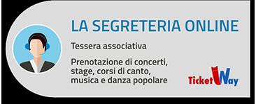 Piemonte Cultura - La Segreteria online